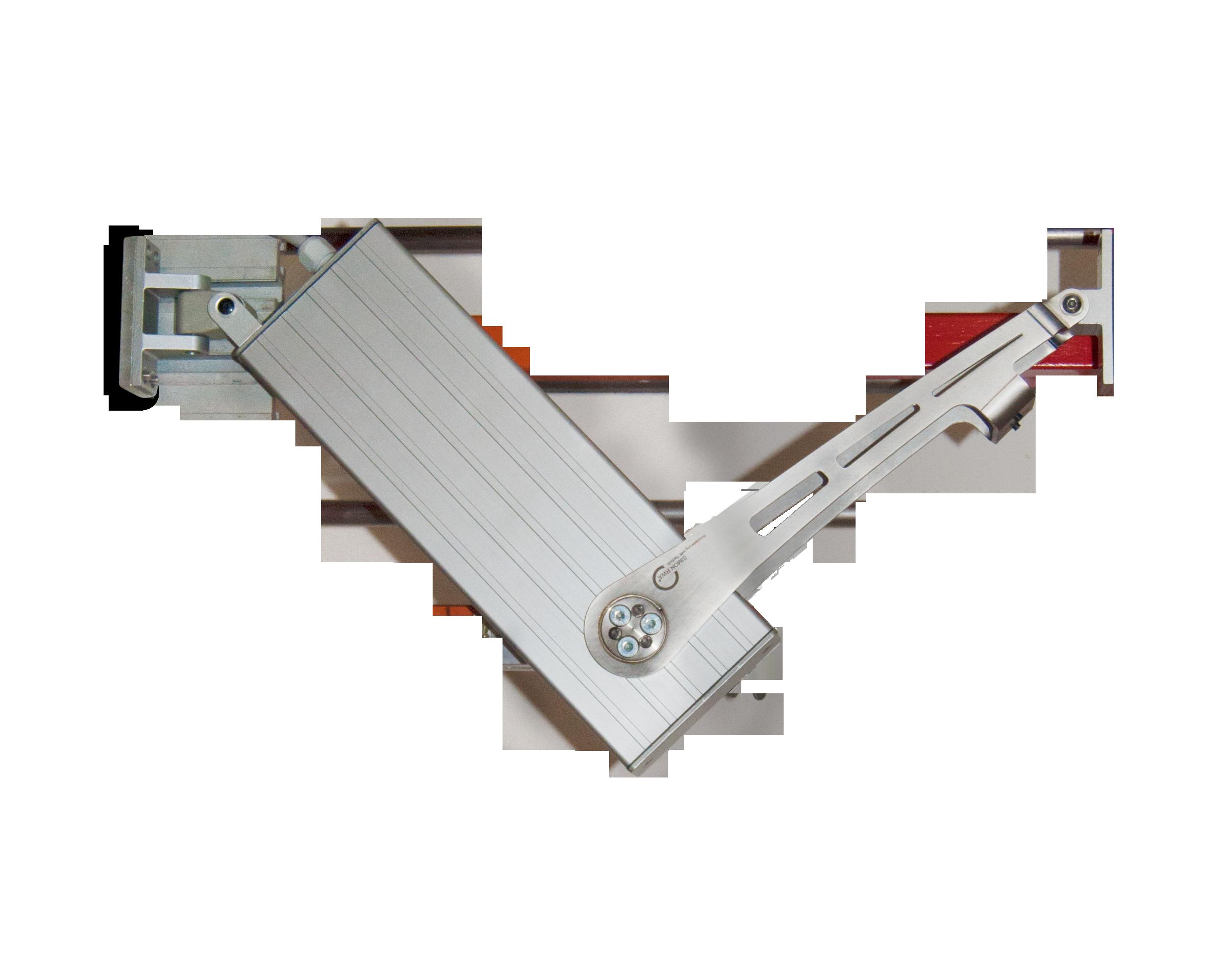 Klapparm² EA-KL²-K mit geringer Stromaufnahme