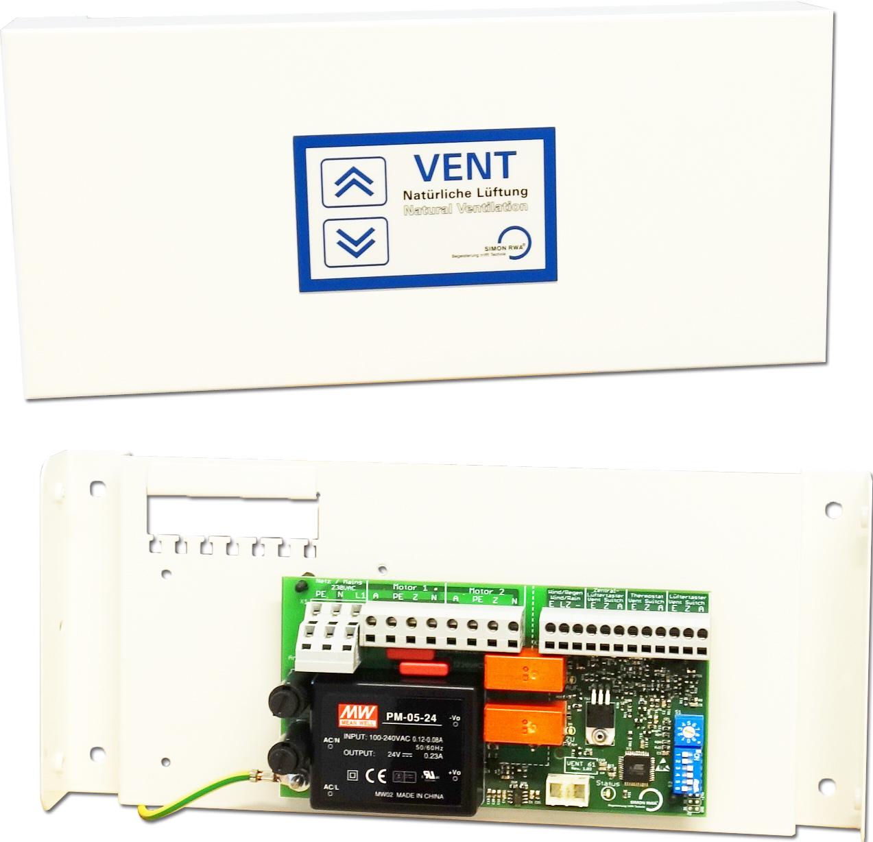 Kompaktzentrale VENT-61-AP