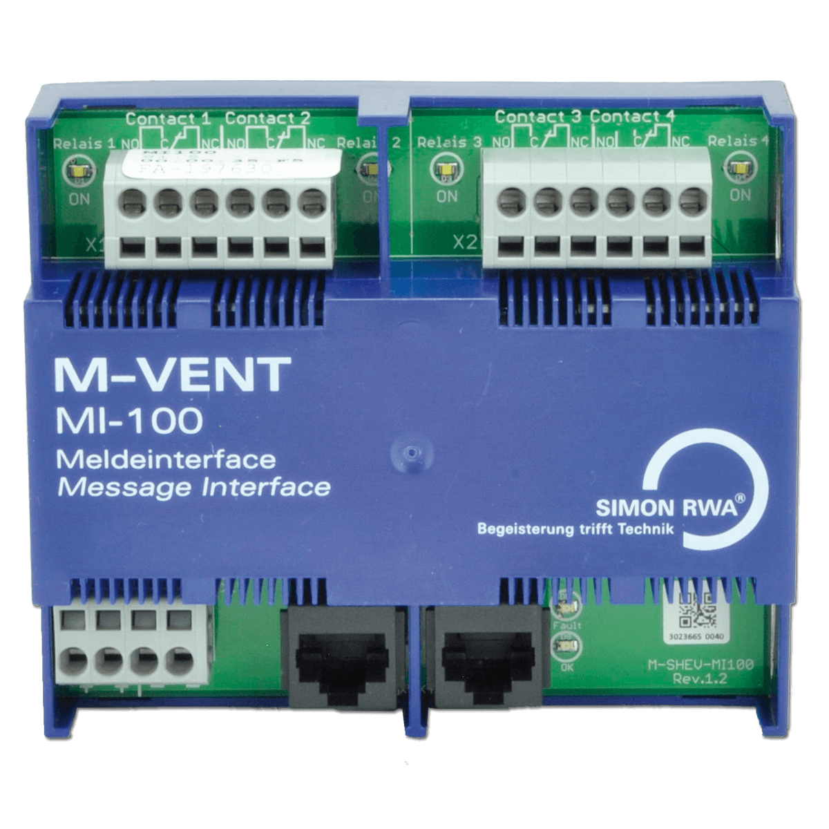 MI-100 Modul M-VENT